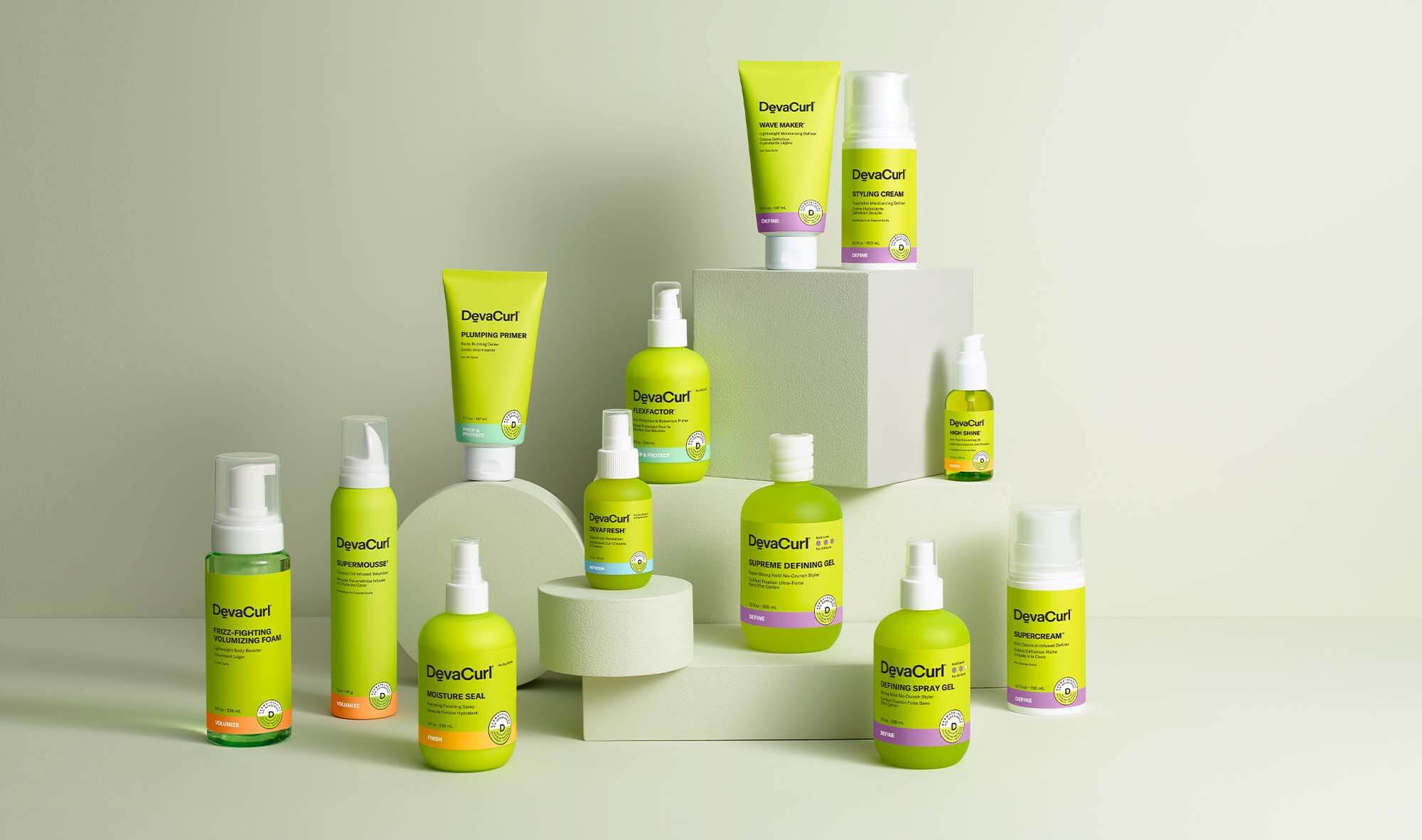 Welcome to the New World of DevaCurl!